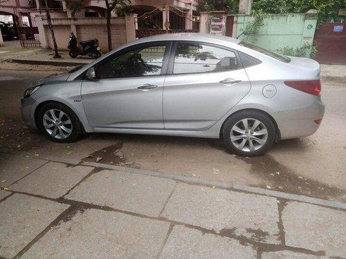 Used 2012 Hyundai Verna AT for sale in Chennai