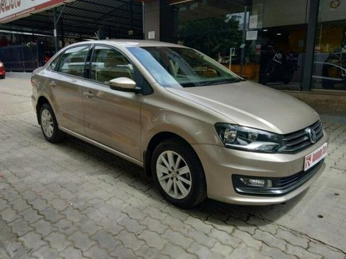 2016 Volkswagen Vento 1.2 TSI Highline AT for sale in Bangalore