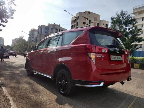 Used 2017 Toyota Innova Crysta Touring Sport 2.4 MT for sale in Mumbai