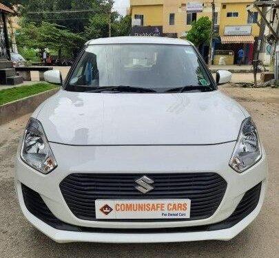 Maruti Suzuki Swift VXI 2019 MT for sale in Bangalore