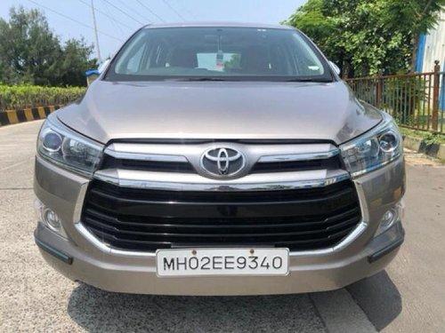 2016 Toyota Innova Crysta 2.8 ZX AT in Mumbai