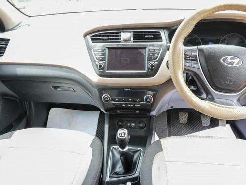 Hyundai Elite i20 Petrol Asta 2018 MT for sale in Hyderabad