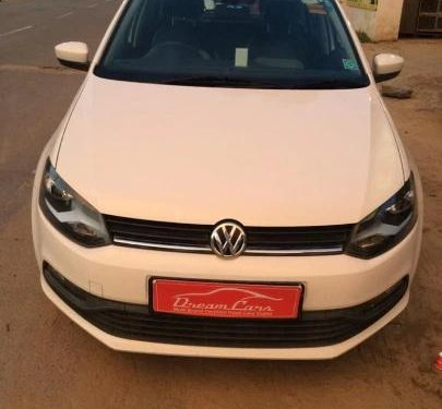 Volkswagen Polo 1.2 MPI Comfortline 2015 MT for sale in Ajmer
