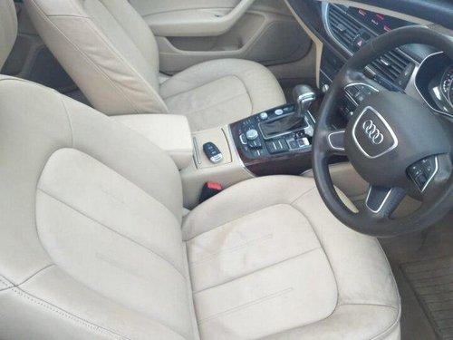 Used Audi A6 2.0 TDI Design Edition 2015 AT for sale in Kolkata
