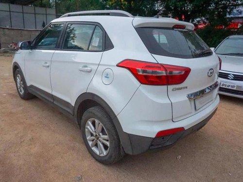 Used 2017 Hyundai Creta 1.6 CRDi SX MT for sale in Hyderabad