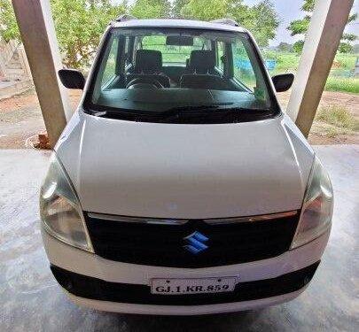 Used Maruti Suzuki Wagon R LXI 2012 MT for sale in Ahmedabad