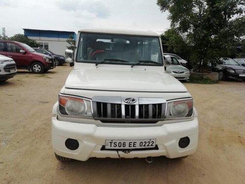 2015 Mahindra Bolero ZLX BSIII MT for sale in Hyderabad