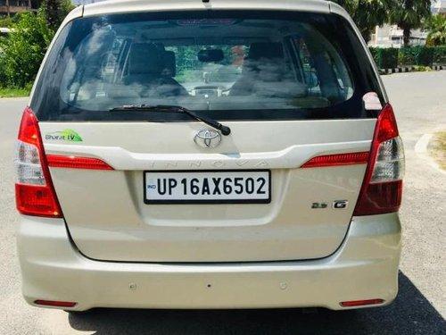 Used 2015 Toyota Innova MT for sale in New Delhi