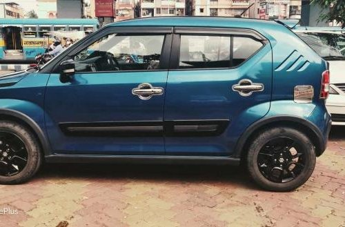 Used 2018 Maruti Suzuki Ignis 1.2 Alpha MT for sale in Kolkata-5