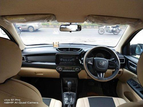 2019 Honda Amaze V CVT Diesel AT for sale in Pune
