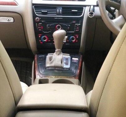 Audi A4 2.0 TDI 2012 AT for sale in New Delhi