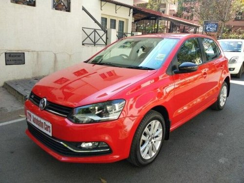 Volkswagen Polo GT TSI 2017 AT for sale in Bangalore