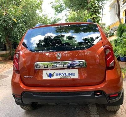 2017 Renault Duster Petrol RxE MT for sale in Bangalore