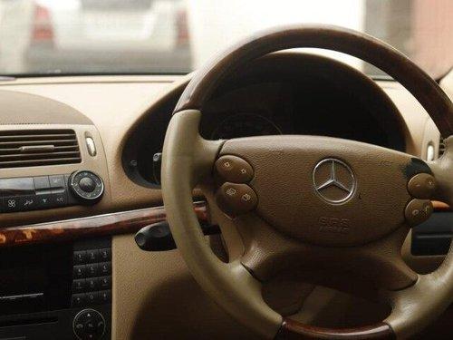 2009 Mercedes-Benz E-Class Elegance 220 CDI AT in Chennai