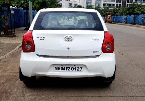 Toyota Platinum Etios GD 2013 MT for sale in Pune
