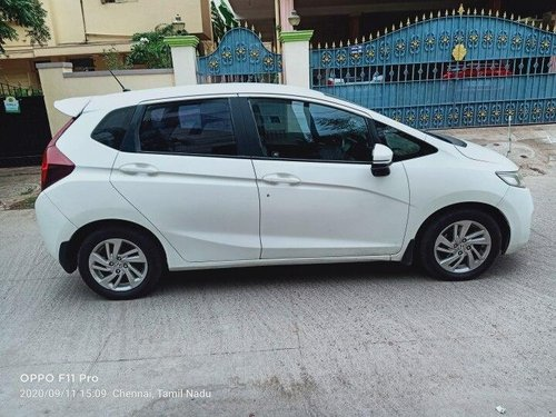 Used 2016 Honda Jazz VX Diesel MT for sale in Chennai