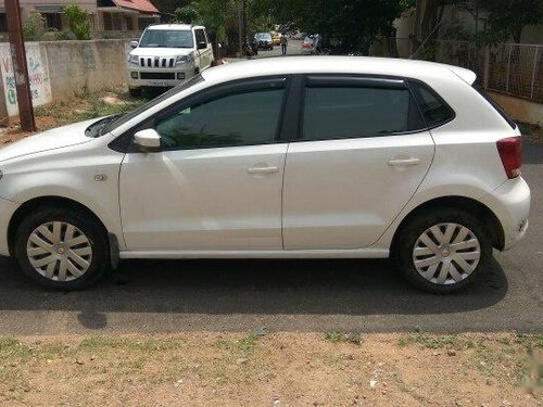 2012 Volkswagen Polo Diesel Comfortline 1.2L MT in Hyderabad