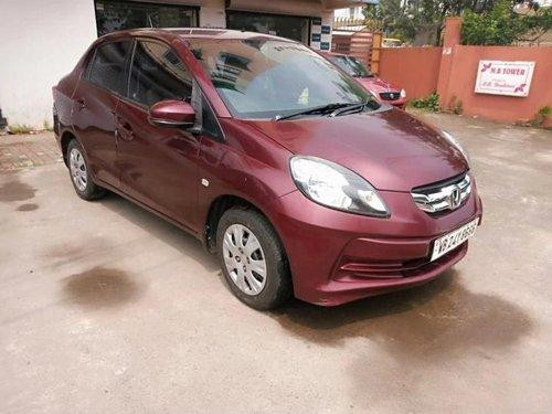 2015 Honda Amaze S i-Vtech MT for sale in Kolkata