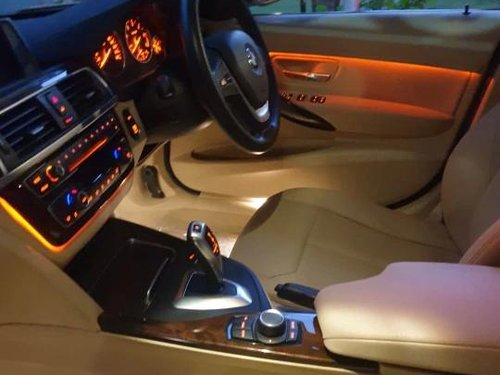 BMW 3 Series 320d Luxury Line 2017 AT for sale in New Delhi