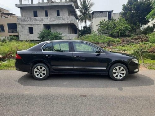 2009 Skoda Superb Elegance 2.0 TDI CR AT in Hyderabad