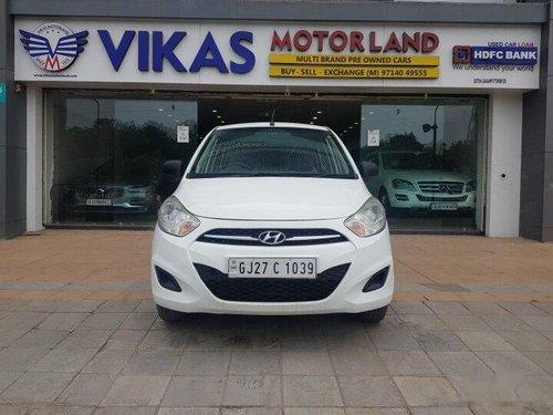 Used 2011 Hyundai i10 Era 1.1 MT for sale in Ahmedabad