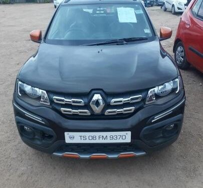 Used 2017 Renault Kwid RXT MT for sale in Hyderabad