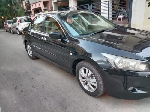 Used 2010 Honda Accord AT for sale in Bangalore