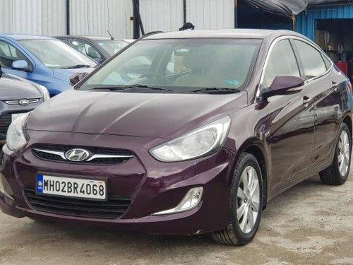Hyundai Verna 1.6 SX VTVT 2011 MT for sale in Pune