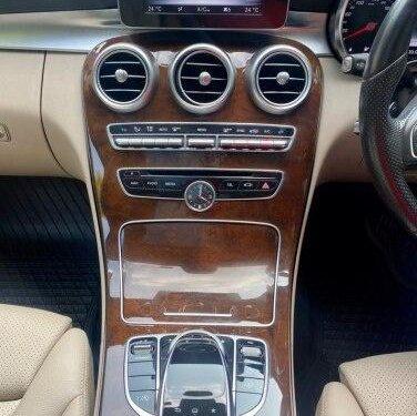 2016 Mercedes Benz C-Class Prime C 220d AT for sale in New Delhi