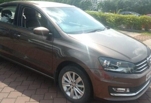 Used 2018 Volkswagen Vento 1.6 Highline MT for sale in Pune