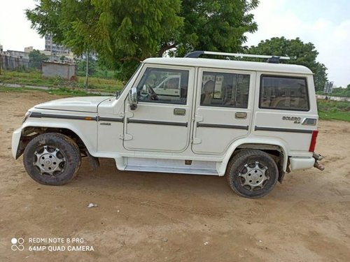 2015 Mahindra Bolero SLE MT for sale in Ahmedabad