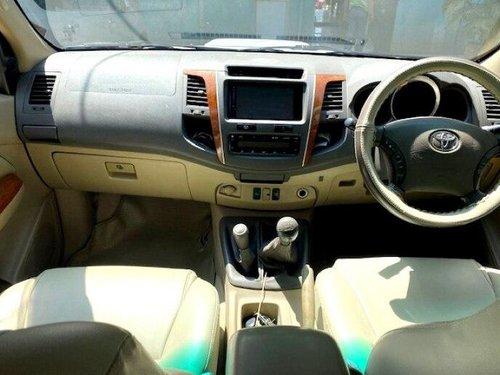 2010 Toyota Fortuner 2.8 4WD MT in Mumbai