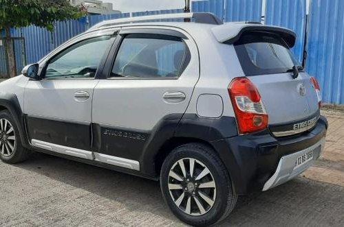 2014 Toyota Etios Cross 1.5L V MT for sale in Pune