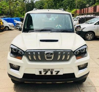 2015 Mahindra Scorpio S10 8 Seater MT for sale in Thane