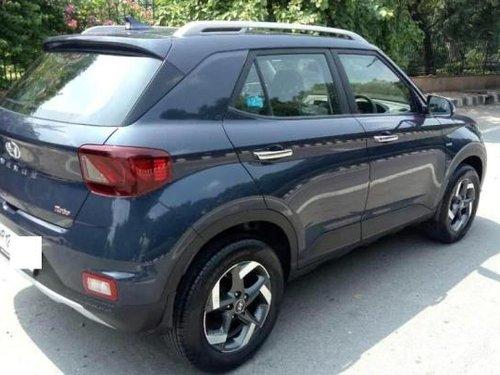 Used 2020 Hyundai Venue AT for sale in New Delhi