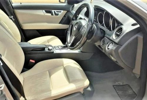2012 Mercedes-Benz C-Class C 220 CDI Avantgarde AT in Mumbai