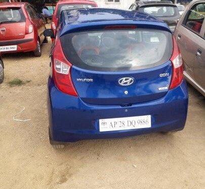 Hyundai Eon Era Plus 2012 MT for sale in Hyderabad