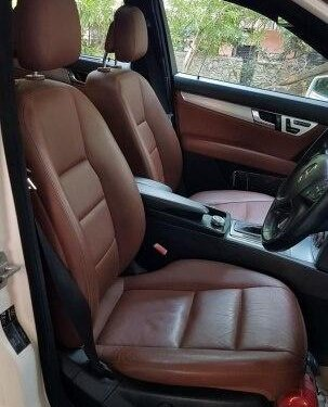 Used 2010 Mercedes Benz C-Class C 200 CGI AT for sale in New Delhi