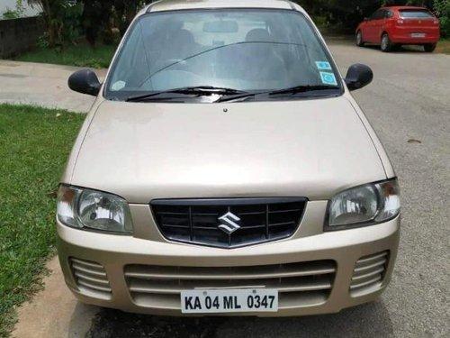 Maruti Alto LXi 2012 MT for sale in Bangalore