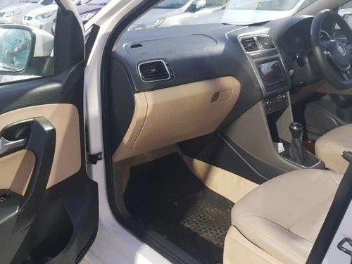 Volkswagen Polo 1.2 MPI Highline 2016 MT for sale in Pune