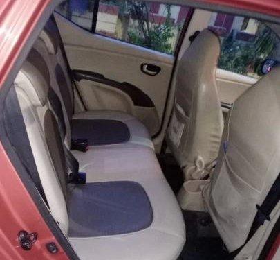 2008 Hyundai i10 Sportz 1.2 MT for sale in Hyderabad