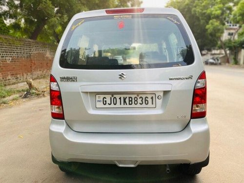 Maruti Wagon R LXI CNG 2010 MT for sale in Ahmedabad