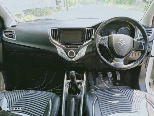Used 2016 Maruti Suzuki Baleno Alpha MT in Indore