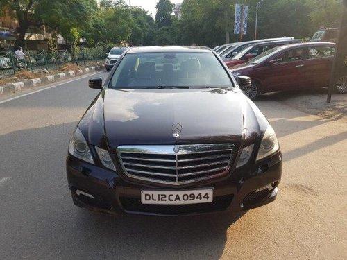 2009 Mercedes Benz E Class AT for sale in New Delhi