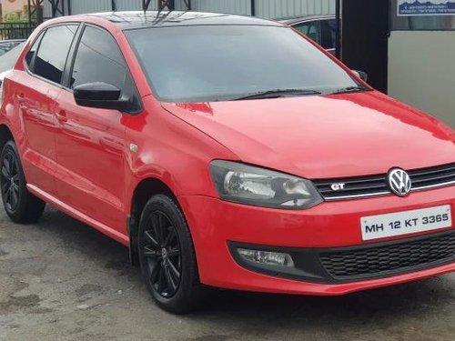 Volkswagen Polo 1.2 MPI Highline 2014 MT for sale in Pune