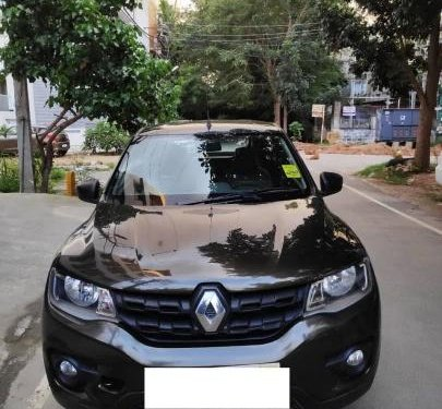 Used 2016 Renault Kwid RXT MT for sale in Bangalore