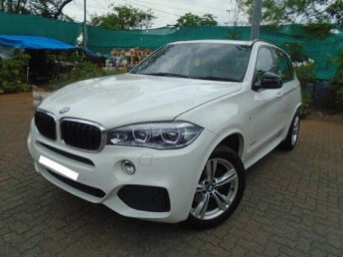 Used 2016 BMW X5 xDrive 30d M Sport AT for sale in Mumbai