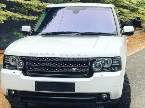 Used 2013 Land Rover Range Rover AT for sale in Chennai