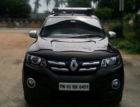Renault KWID 2018 MT for sale in Tiruchirappalli