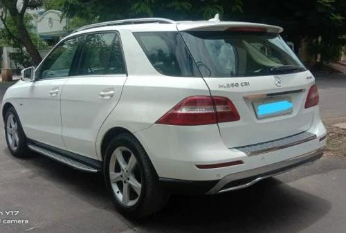 Mercedes-Benz M-Class ML 350 4Matic 2013 AT for sale in Hyderabad